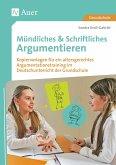 Mündliches & Schriftliches Argumentieren