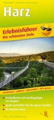 PUBLICPRESS Erlebnisführer Harz