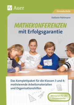 Mathekonferenzen mit Erfolgsgarantie - Pohlmann, Stefanie