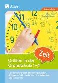 Größen in der Grundschule: Zeit 1-4