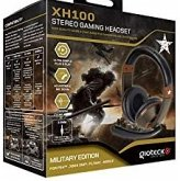 GIOTECK XH-100 Wired Stereo Headset (Military Edition)