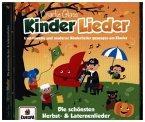 KinderLieder - Die schönsten Herbstlieder und Laternenlieder, 1 Audio-CD