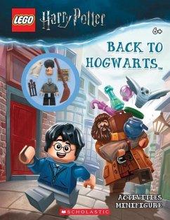 Back to Hogwarts [With Minifigure] - Ameet Studio; Ameet Studio