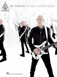 Joe Satriani - What Happens Next, Gitarre