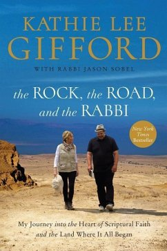 The Rock, the Road, and the Rabbi: My Journey I...