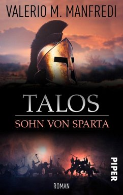 Talos, Sohn von Sparta (eBook, ePUB) - Manfredi, Valerio M.