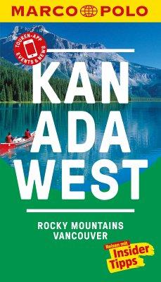 MARCO POLO Reiseführer Kanada West, Rocky Mountains, Vancouver (eBook, PDF) - Teuschl, Karl