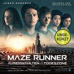 Maze Runner: Die Auserwählten - In der Todeszone (MP3-Download)
