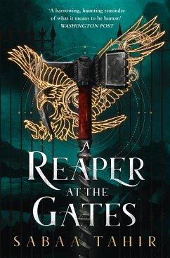 A Reaper at the Gates (Ember Quartet, Book 3) (eBook, ePUB) - Tahir, Sabaa
