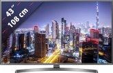 LG 43UK6750PLD 108 cm (43 Zoll) Fernseher (4K / Ultra HD)
