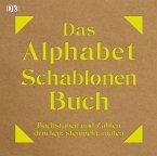Das Alphabet-Schablonen-Buch (Mängelexemplar)