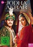 Jodha Akbar - Die Prinzessin und der Mogul (Box 9, Folge 113-126) (3 Discs)