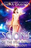 Fallout (Scions of the Star Empire, #2) (eBook, ePUB)