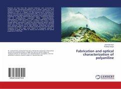 Fabrication and optical characterization of polyaniline