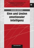 Sinn und Unsinn emotionaler Intelligenz (eBook, PDF)