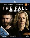 The Fall - Tod in Belfast - Staffel 3 Uncut Edition