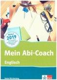 Mein Abi-Coach Englisch 2019. Ausgabe Baden-Württemberg
