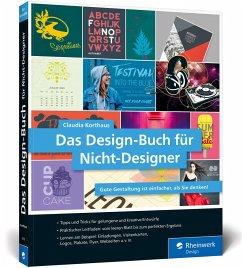 Das Design-Buch für Nicht-Designer - Korthaus, Claudia