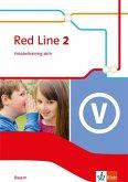 Red Line 2. Ausgabe Bayern. Vokabeltraining aktiv Klasse 6