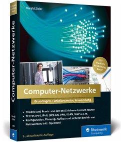 Computer-Netzwerke - Zisler, Harald