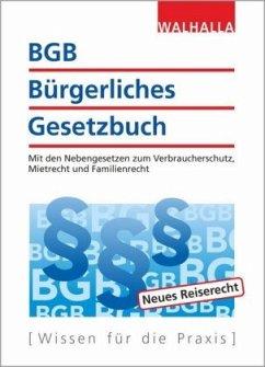 BGB - Bürgerliches Gesetzbuch Ausgabe 2018/2019
