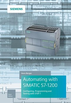 Automating with SIMATIC S7-1200 (eBook, PDF) - Berger, Hans