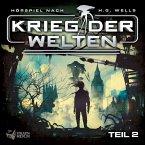 Krieg der Welten, 1 Audio-CD