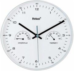 Mebus 16181 Quarz-Wanduhr