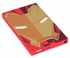 Tribe Marvel Power Bank 4000 mAh Iron Man
