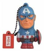 Tribe Marvel USB Stick 16GB Captain America