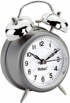 Mebus 26869 Quarz-Glockenwecker