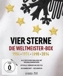 Vier Sterne - Die Weltmeister-Box