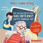 Der Tag, an dem die Oma das Internet kaputt gemacht hat, Der Ostermann, Prinzessin Popelkopf (MP3-Download)
