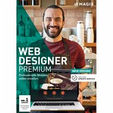 Magix Web Designer Premium (Version 2018) (Download für Windows)