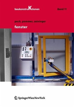 Fenster (eBook, PDF) - Pech, Anton; Pommer, Georg; Zeininger, Johannes
