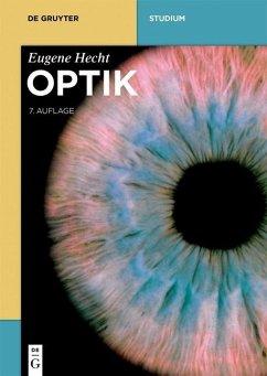 Optik (eBook, PDF) - Hecht, Eugene
