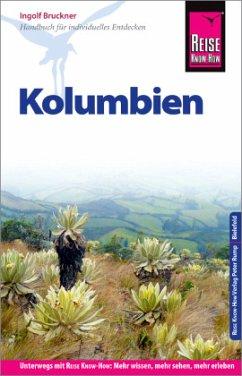 Reise Know-How Reiseführer Kolumbien - Bruckner, Ingolf