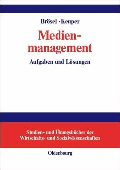 Medienmanagement (eBook, PDF)