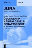 Übungen im Kapitalgesellschaftsrecht (eBook, PDF)