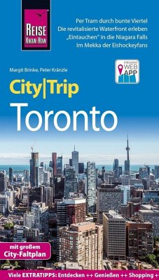 Reise Know-How CityTrip Toronto - Brinke, Margit; Kränzle, Peter