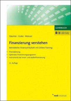 Finanzierung verstehen - Grabe, Jürgen; Meinzer, Christoph R.