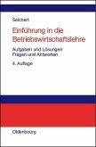 Einführung in die Betriebswirtschaftslehre (eBook, PDF)