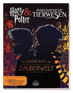 Harry Potter & Phantastische Tierwesen: Das große Buch der Zauberwelt - Kogge, Michael