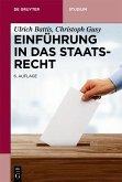 Einführung in das Staatsrecht (eBook, PDF)