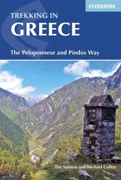 Trekking in Greece (eBook, ePUB) - Salmon, Tim; Cullen, Michael
