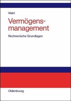 Vermögensmanagement (eBook, PDF)