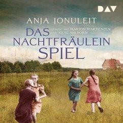 Das Nachtfräuleinspiel (MP3-Download) - Jonuleit, Anja