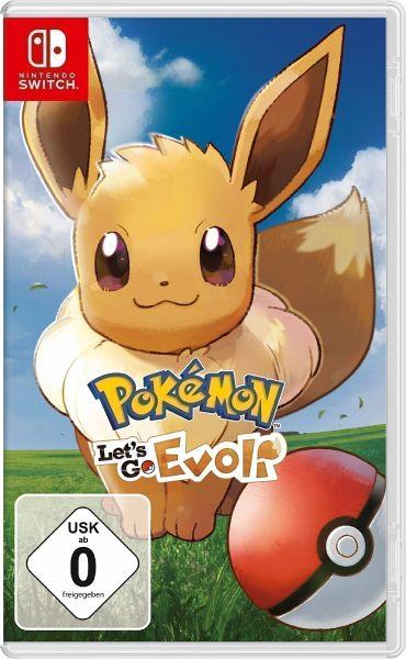 Pokémon: Let's Go, Evoli ! (Nintendo Switch)