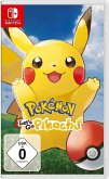 Pokémon: Let's Go, Pikachu ! (Nintendo Switch)
