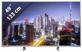 Panasonic TX-55FXW654S silver 139 cm (55 Zoll) Fernseher (4K / Ultra HD)